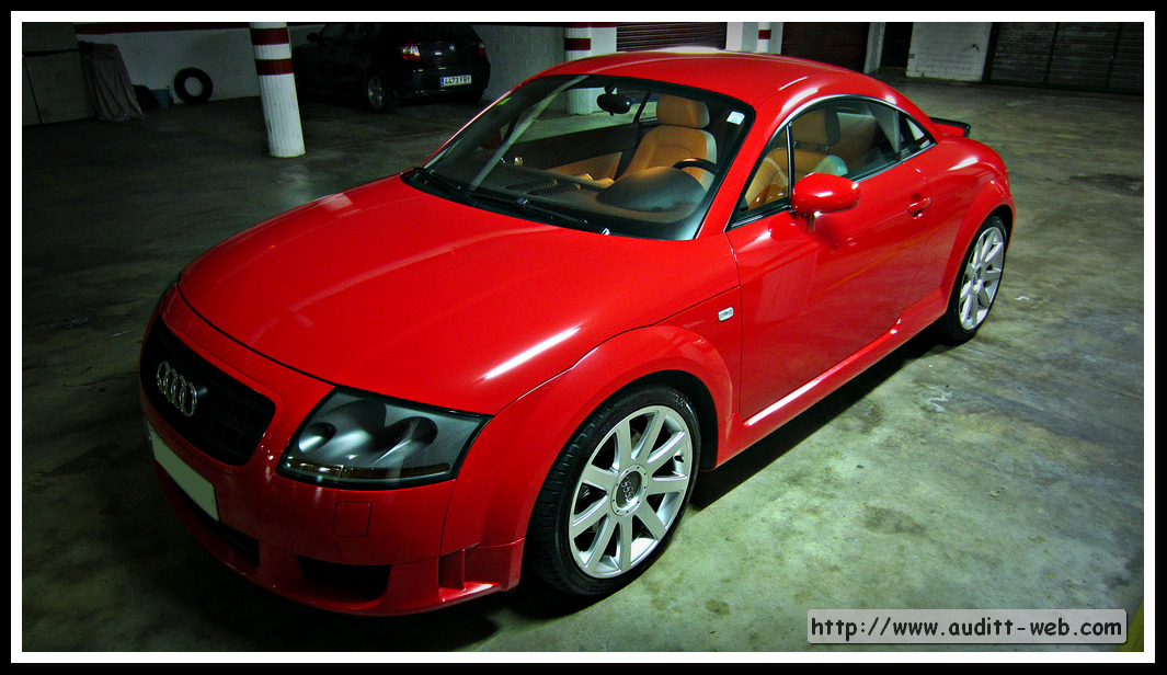 audi tt mki s line from barcelona audiworld forums. Black Bedroom Furniture Sets. Home Design Ideas